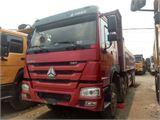 中国重汽 豪沃 自卸车 自卸车