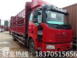 一汽解放 J6 6.8米单桥小货车,180马力,道依茨发动机,国四