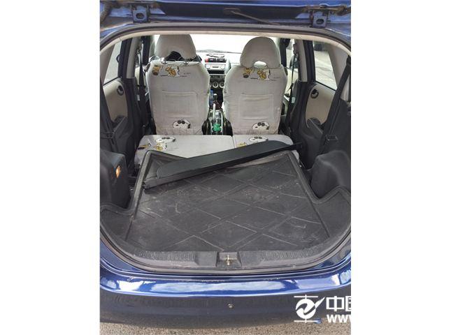 本田 飞度 2007款 1.3L 手动标准版