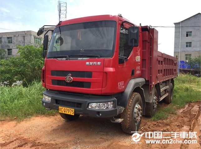 东风柳汽 乘龙 载货车 中卡 220马力 6X2 前二后六