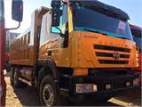 依维柯 杰狮 载货车 重卡 340马力 8X4 前四后八