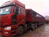 解放 新大威 牵引车 重卡 380马力 6X4 前四后六  (2011新款)(LNG)(CA4258P2K15T1NA80