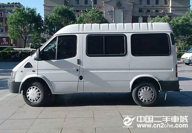 江铃 经典全顺 2011款 柴油 短轴 多功能 中顶 6座(75KW)