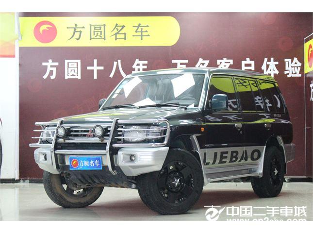 猎豹汽车 黑金刚 2013款 2.4L 手动 四驱 豪华型 汽油 CFA6470LA
