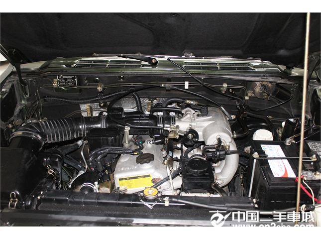 猎豹汽车 猎豹6481 2010款 CFA6473A3 MT 2WD