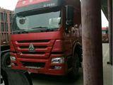 中国重汽 豪沃 牵引车 重卡 375马力 6X4 前四后六  (至强版 HW76)