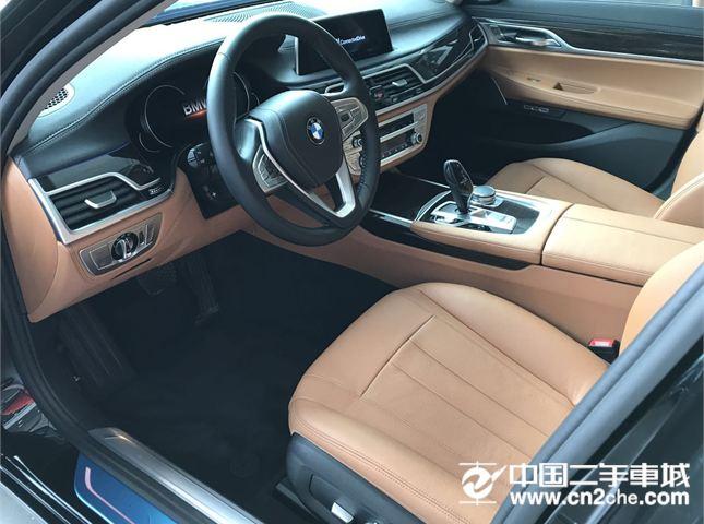 宝马 宝马7系(进口) 2016款  730Li 领先型