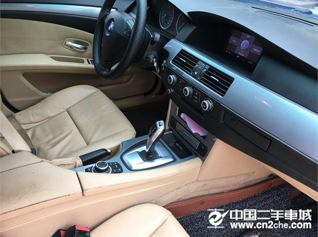 宝马 宝马5系 2009款 520Li 领先型