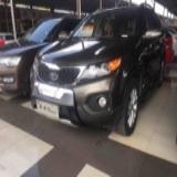 起亚 索兰托(进口) 2012款 2.4L 汽油 豪华版