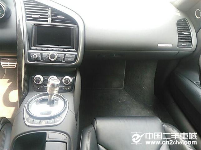 奥迪 R8 2012款 5.2 FSI quattro 限量版