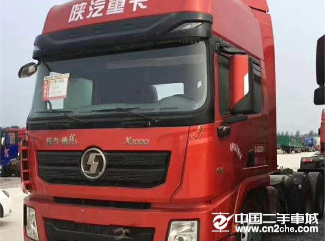 陕汽重卡 德龙X3000 430马力轻量化
