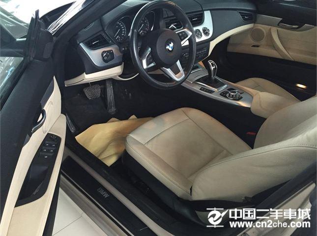 宝马 宝马Z4(进口) 2013款 sDrive20i 领先型