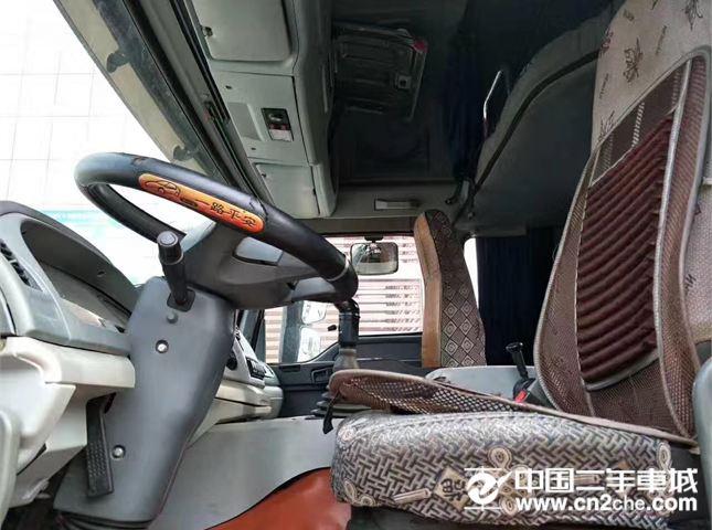 福田 欧曼 LNG 380马力 轻量化