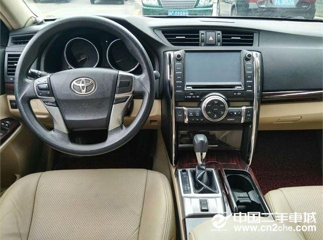 丰田 锐志 2010款 2.5S 风度菁华版