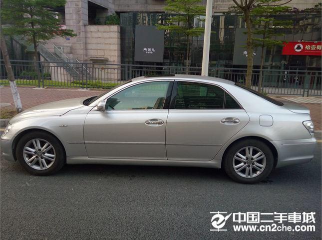 丰田 锐志 2007款 2.5S真皮天窗
