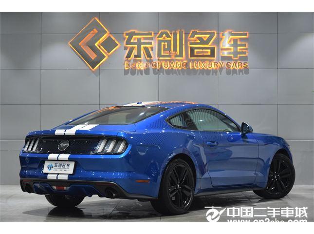 福特 福特Mustang 2016款  2.3T 手自一体 运动版