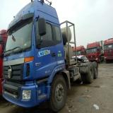 福田 欧曼 载货车 CTX 5系重卡 380马力 6X2 栏板载货车(BJ1253VMPHL-S)