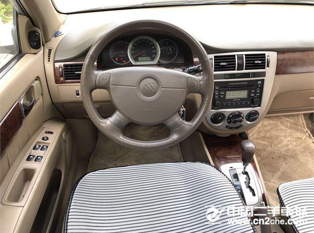 别克 凯越 2006款 三厢 1.6LE 自动豪华版