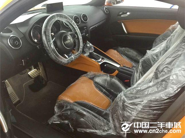 奥迪 TT 2011款 TTS Coupe 2.0 TFSI quattro S tronic