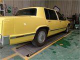 凯迪拉克 伍德 1993款 5.7L