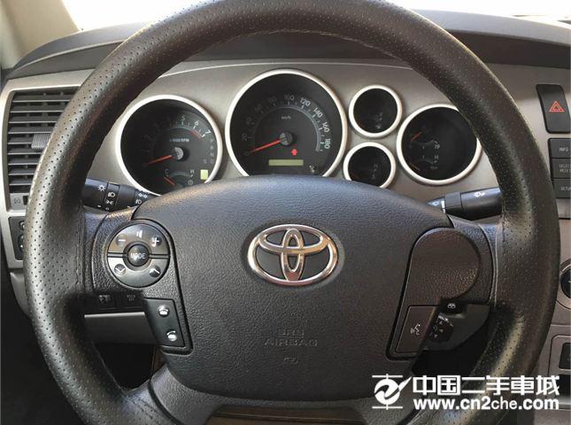 丰田 坦途 2014款 5.7 TRDPRO