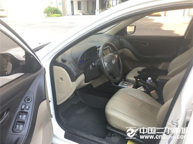 现代 悦动 2015款  1.6L 自动 舒适型