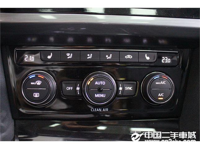 大众 凌渡 2015款 1.4T DSG 280TSI 豪华版