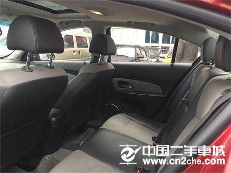 雪佛兰 科鲁兹三厢 2013款 1.6 SL AT 天地版