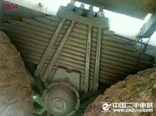 中国重汽 豪沃 13年六月豪沃搅拌罐380马力,大十二方,原车原况
