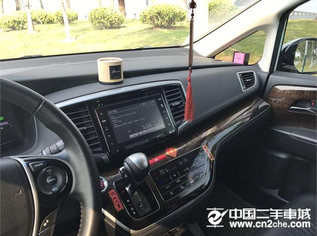 本田 奥德赛 2015款 2.4L 自动 至尊版