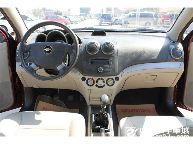 雪佛兰 乐风 2009款 1.6L SX MT