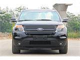 福特 探险者 2013款 3.5L 自动 尊享型