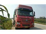 中国重汽 豪沃 豪沃气车,380发动机