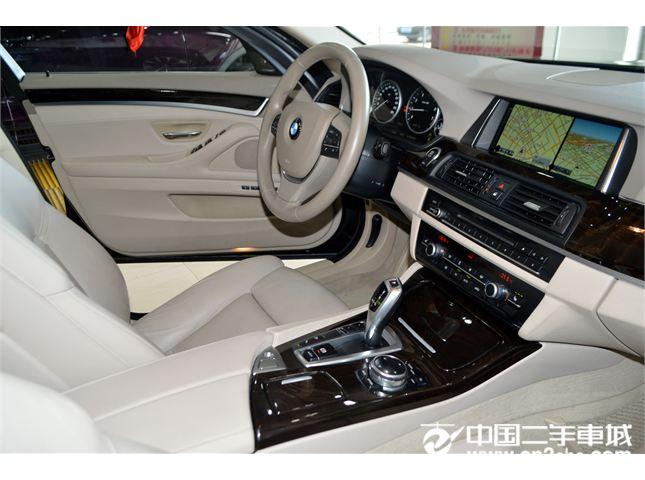 宝马 宝马5系 2017款 528Li xDrive 豪华设计套装  2.0T 涡轮增压 245马力