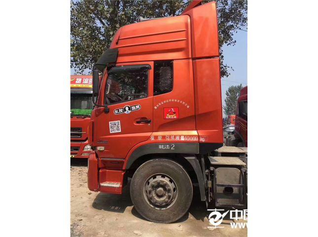 东风 天龙  重卡 420马力 6X4