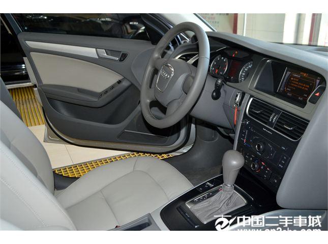 奥迪 A4L 2011款 2.0 TFSI(132kW) 舒适型