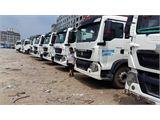 中国重汽 豪沃  T5G 牵引车 重卡 6X4 前四后六290马力