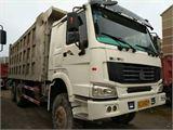 中国重汽 豪沃 336马力自卸车