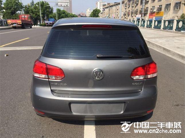 【宁波】2011款二手一汽大众 高尔夫 1.6l 手动舒适型 价格6.10万