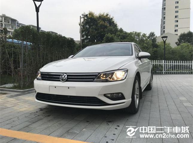 【宁波】2015款二手上海大众 凌渡 1.4t dsg 280tsi 舒适版 价格14.