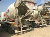 三一重工 三一重工搅拌运输车  混凝土搅拌车