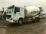 中国重汽 搅拌运输车 豪沃T7H ZZ5317GJBN326HD1