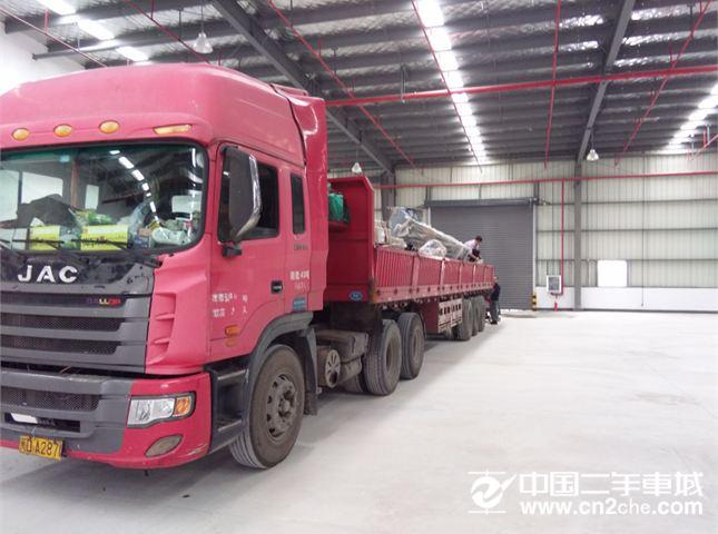 江淮 江淮格尔发H系列  重卡 340马力 6X4