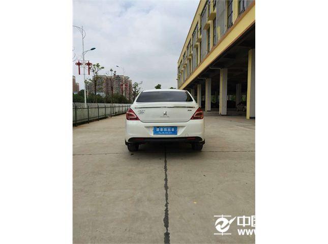 标致 东风标致308 2012款 1.6L 自动 罗兰加洛斯版