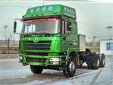 陕汽重卡 德龙F3000 牵引车 重卡 380马力 6X4  (天然气)