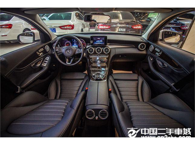 奔驰 C级 2016款  C200 轿跑车