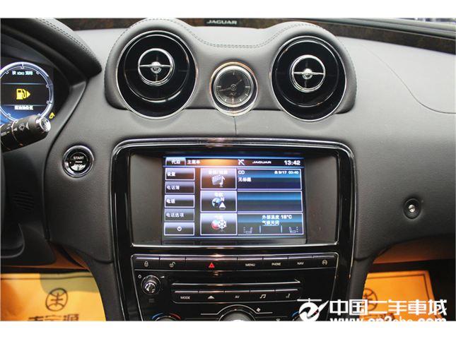 捷豹 捷豹XJ(进口) 2014款 3.0SC 手自一体 两驱 尊享商务版 2014款