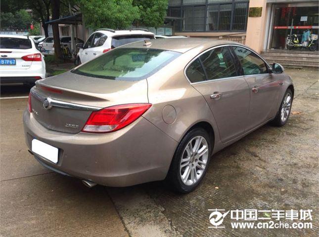 【宁波】2009款二手上海通用别克君威2.4舒适版价格7.28万别克阅朗车门撞坏了图片