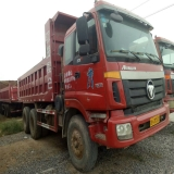 曼/MAN TGM系列 载货车 重卡 340马力 6X2 载货车(后提升桥)