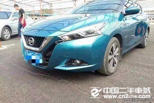 日产 蓝鸟 2016款 1.6L CVT智炫版